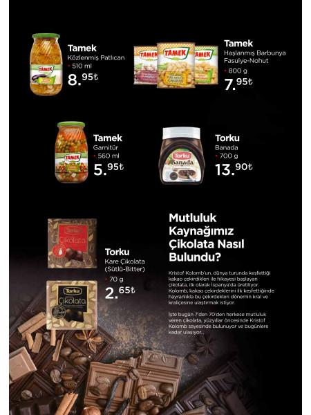Şekerciler Market En Tazesi, En Lezzetlisi,En Kalitelisi 6