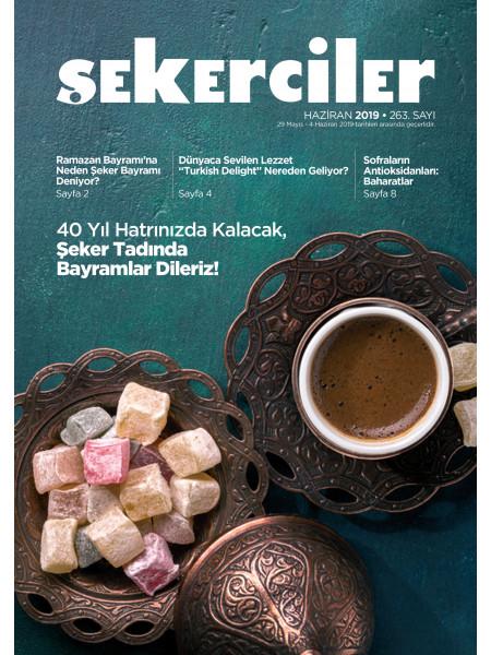 Şekerciler Market En Tazesi, En Lezzetlisi,En Kalitelisi 29 Mayıs 2019 - 4 Haziran 2019 Tarihli Aylık İndirim Dergimiz.