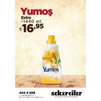 Şekerciler Market En Tazesi, En Lezzetlisi,En Kalitelisi Yumoş Extra 1440 ml